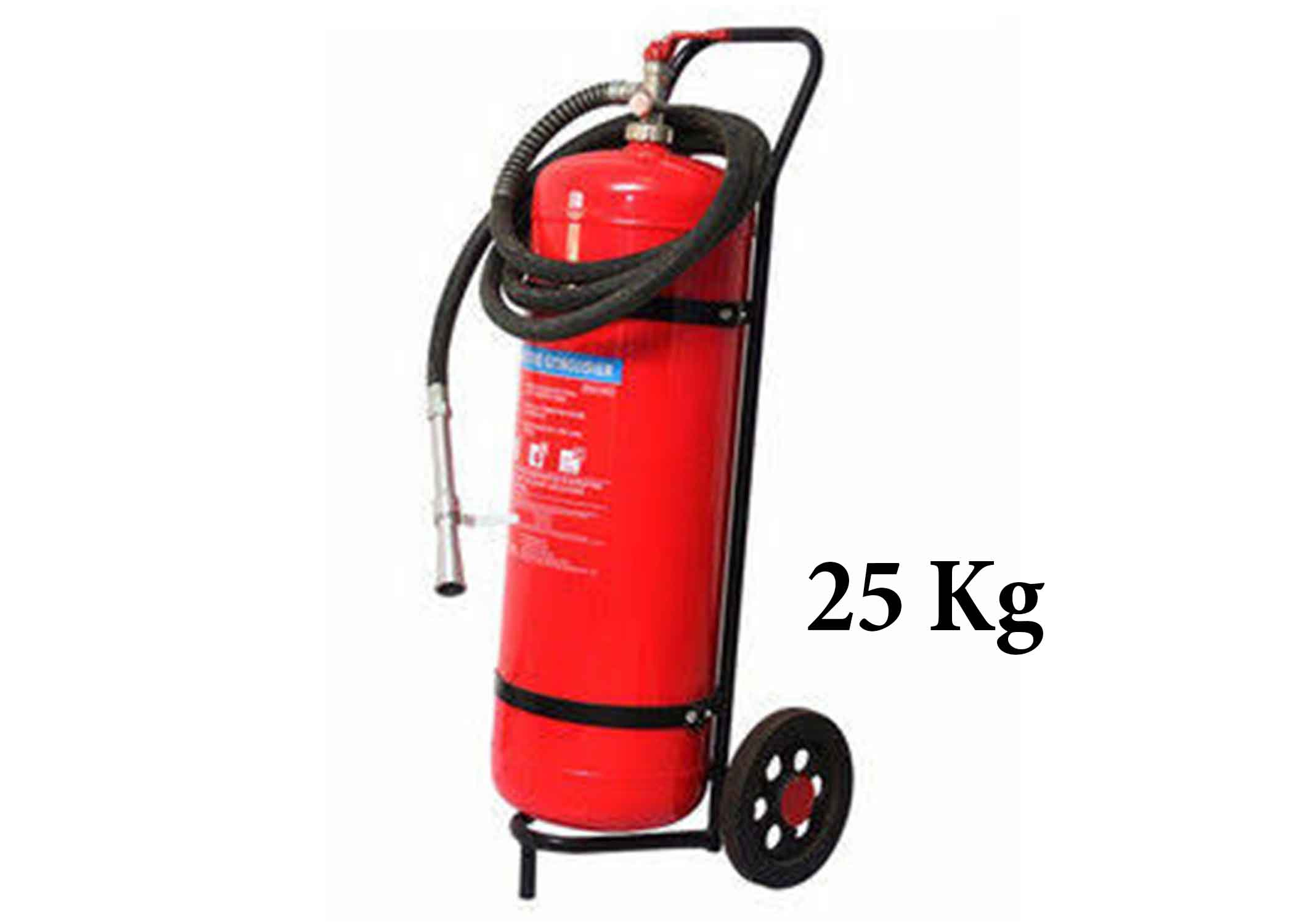 25 KG ABC Dry Powder Fire Extinguisher