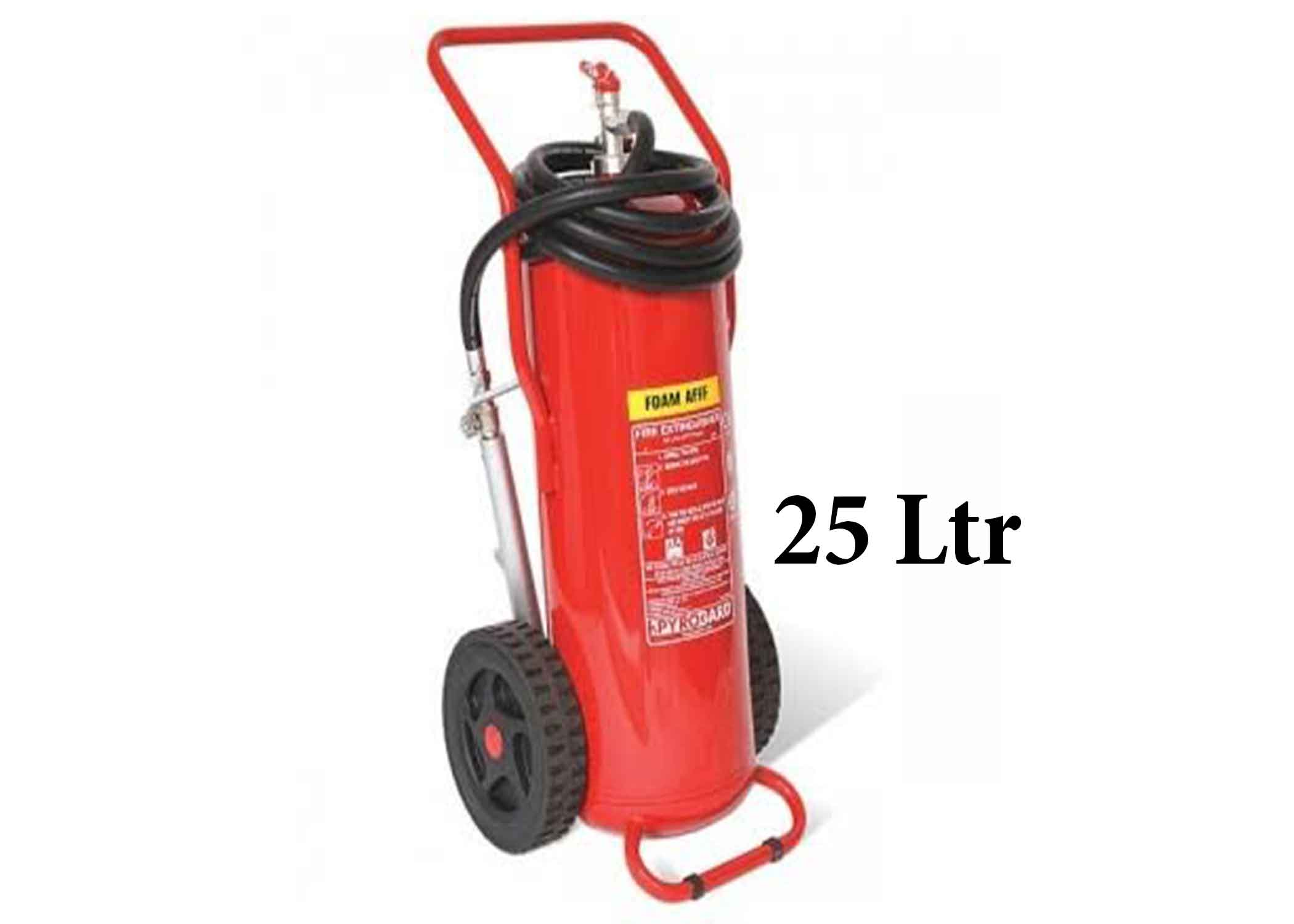 25 Ltr Foam Fire Extinguisher