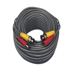 Camera Cable for CCTV Camera (100% Copper Insulated)