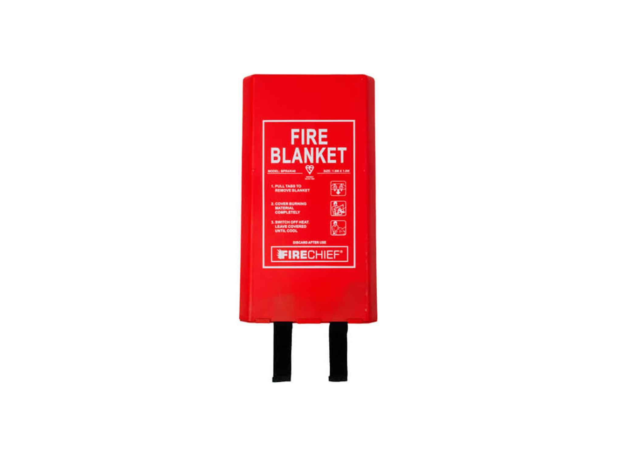 Fire Blanket 4×6 ft