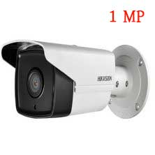 1 MP Hikvision CCTV Camera | DS-2CE16C0T-IT3 | 40 Meter IR