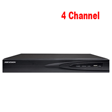Hikvision 4 Channel Network Video Recorder | DS-7604NI-K1
