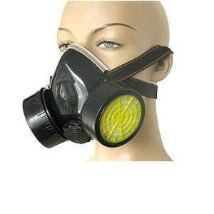 Half Head Gas Mask