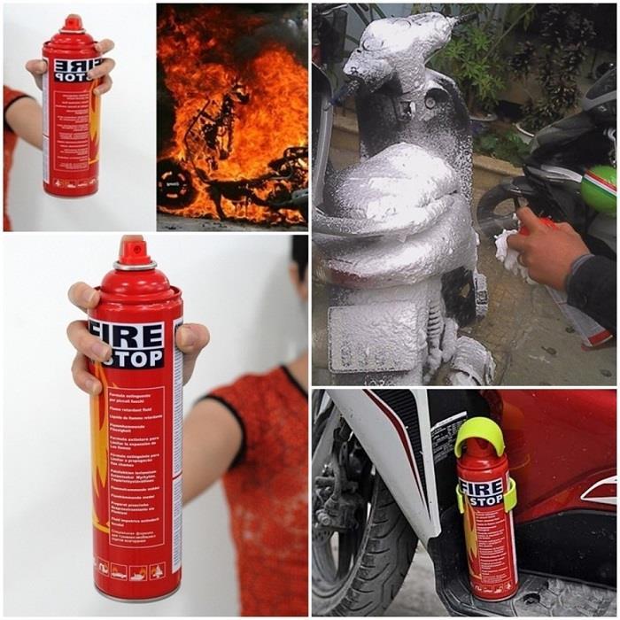 1000 ml Mini Fire Extinguisher