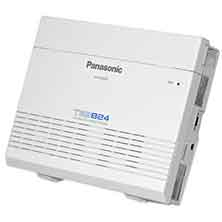 Panasonic 32 Port Hybrid PABX Machine | KX-TES824