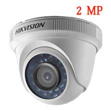 2 MP Hikvision Dome CCTV Camera | DS-2CE56D0T-IRP