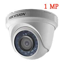 1 MP Hikvision Dome CCTV Camera | DS-2CE56C0T-IRP