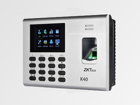 K40 Time Attendance Machine