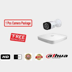 Dahua (1 Pcs CC Camera Package )